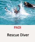 PADI-Reccue-Diver