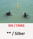 Tauchcenter-Wuppertal_Meeresauge-Scuba Diving-Tauchen_lernen-CMAS-Silber